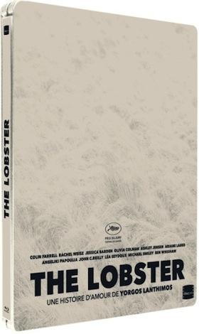 The Lobster steelbook 2