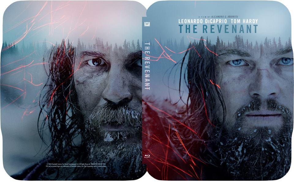 The Revenant steelbook 1