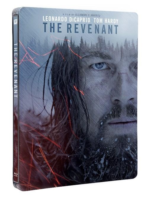 The Revenant steelbook