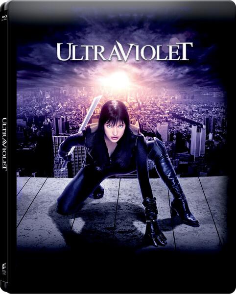 Ultraviolet steelbook 1