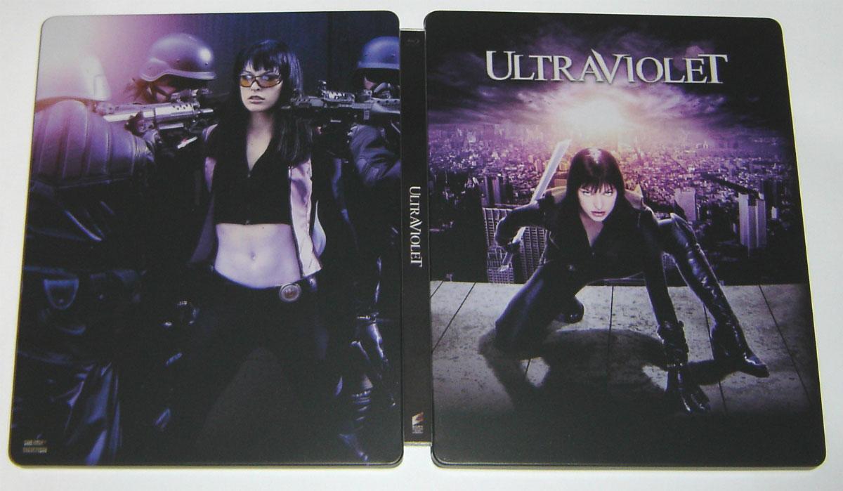 Ultraviolet-steelbook