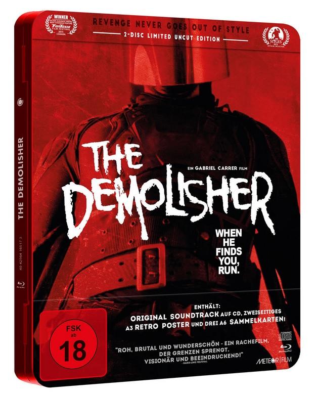 demolisher steelbook 1