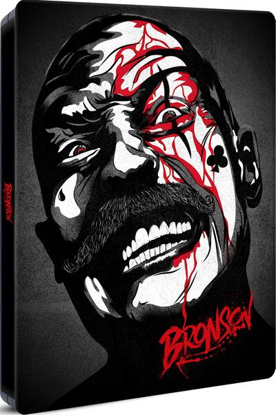 Bronson steelbook 1