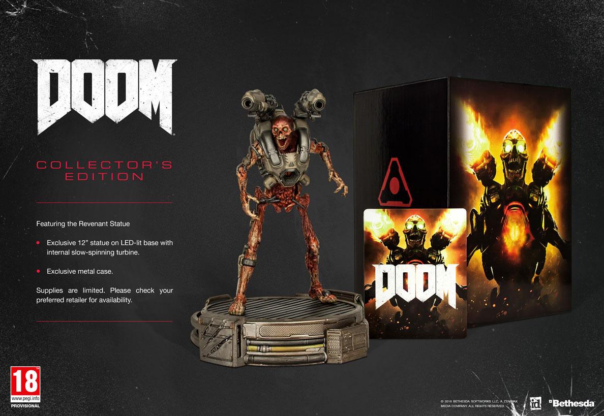 DOOM-collector-steelbook