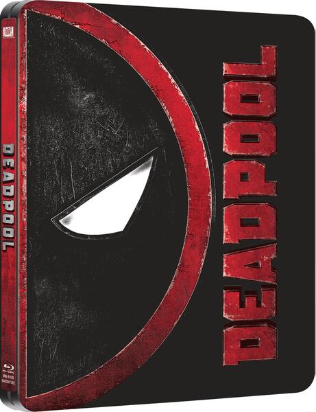 Deadpool Steelbook 1