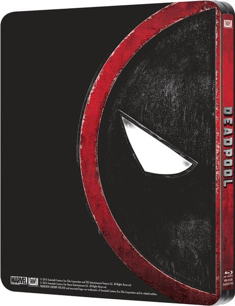Deadpool Steelbook 2