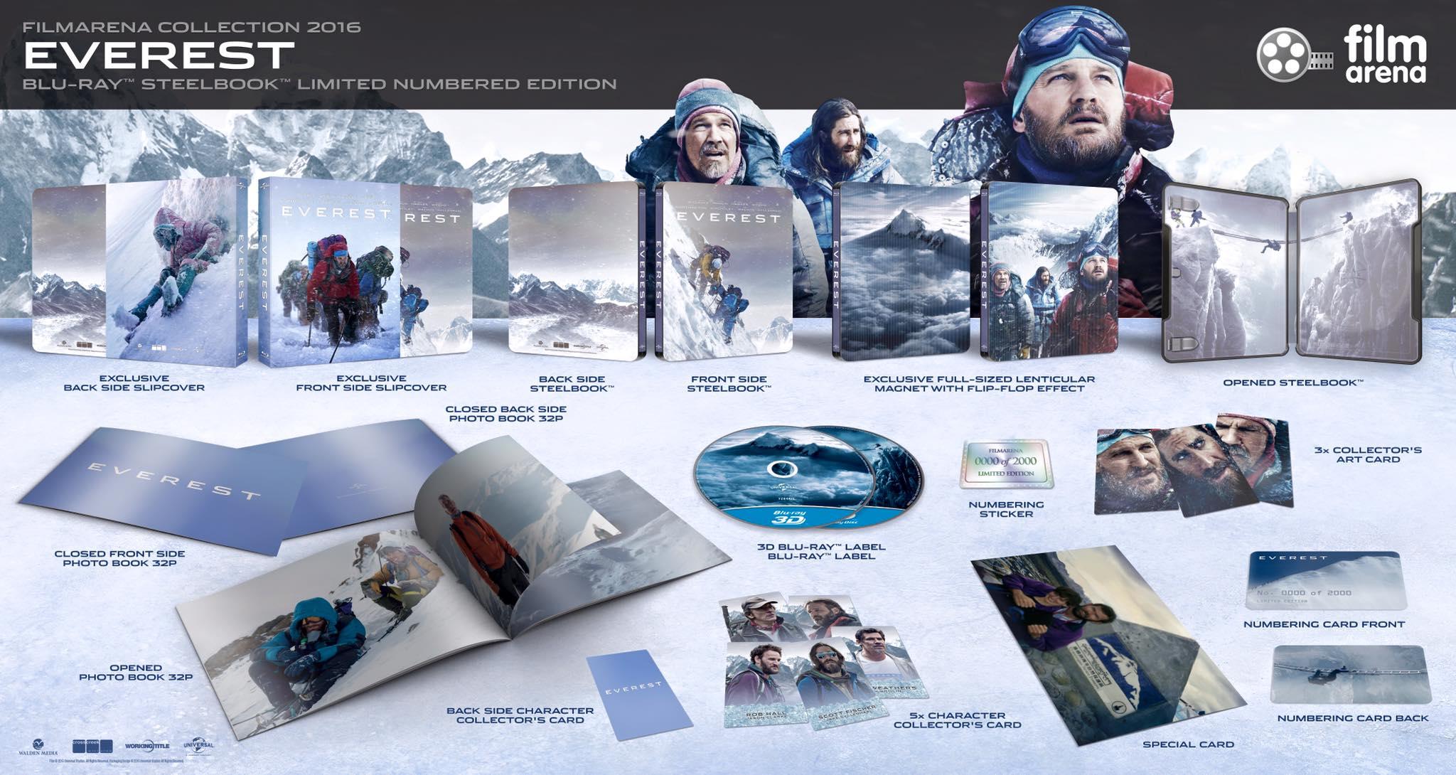 Everest steelbook filmarena 1