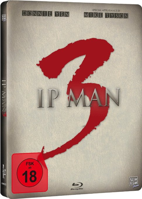 IP Man 3 steelbook