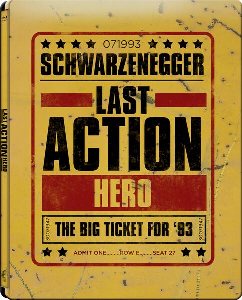 Last Action Hero steelbook zavvi 1