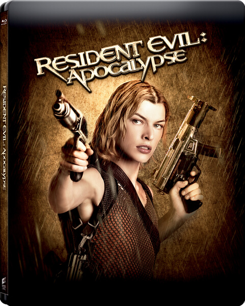 Resident Evil Apocalypse steelbook 1