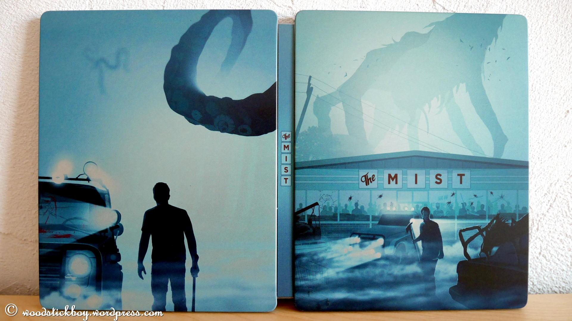 The Mist steelbook 5