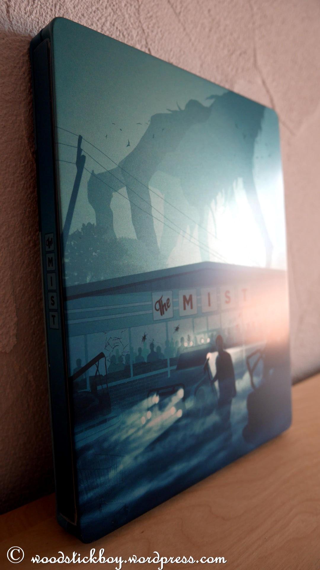 The Mist steelbook 6