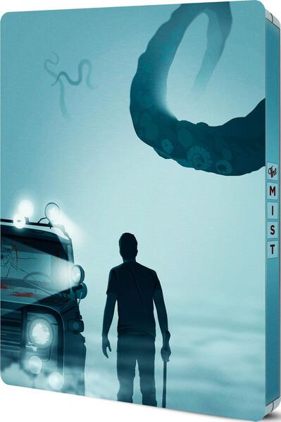 The Mist steelbook zavvi 2