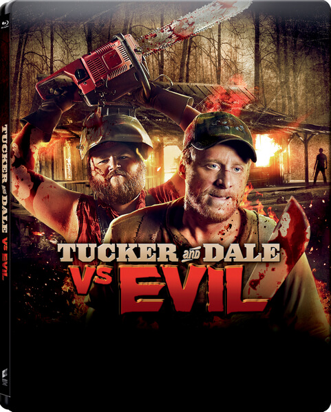 Tucker and Dale Vs. Evil Steelbook 1