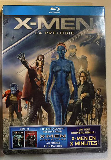 X-Men-Prelogie-steelbook-FR