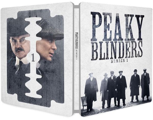 peaky blinders saison 1 steelbook zavvi