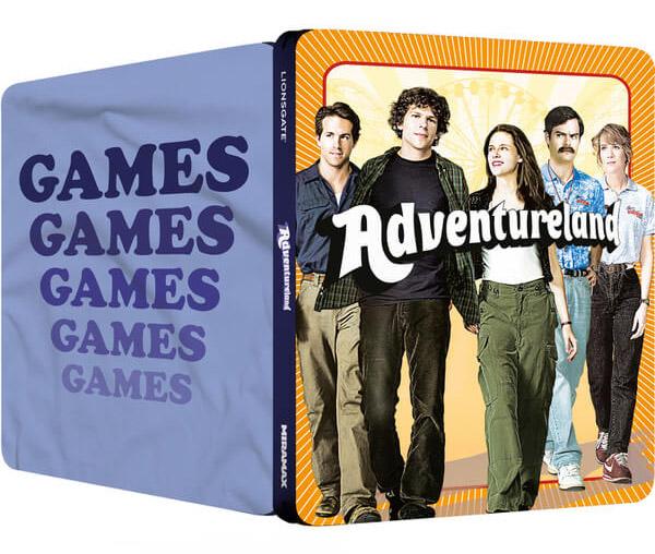 Adventureland-steelbook