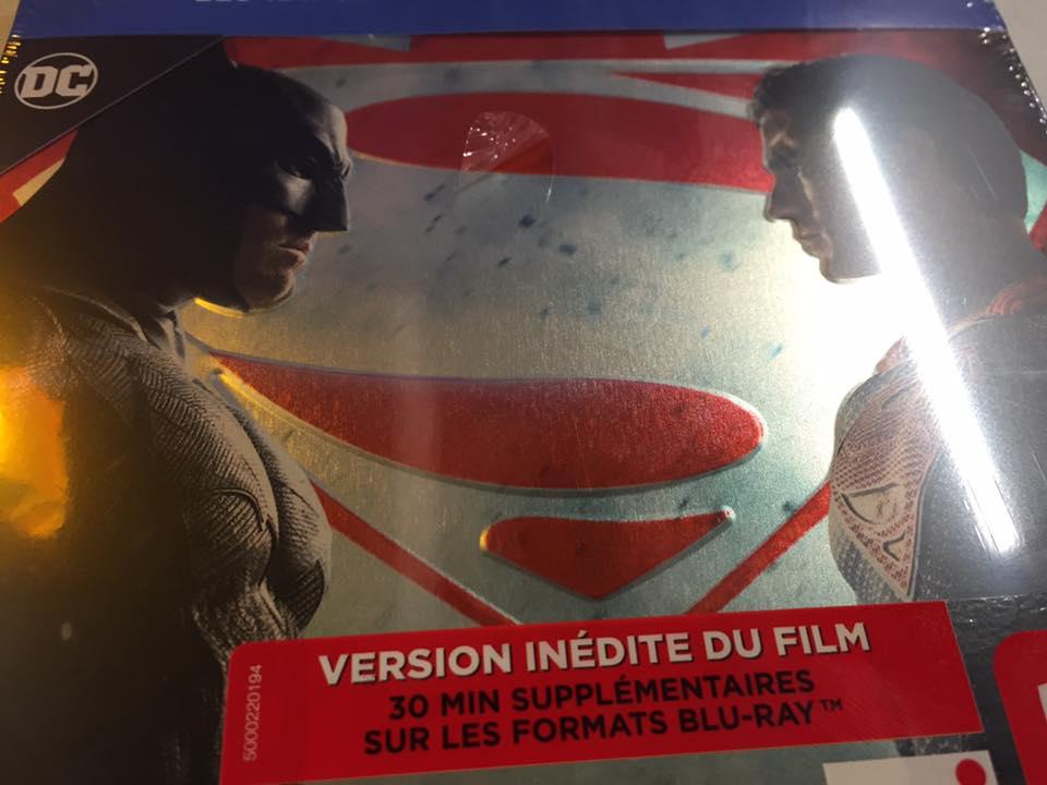 Batman V Superman steelbook FR 3