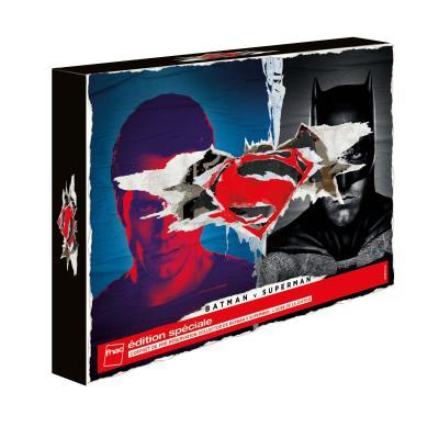 Batman V superman collector fnac