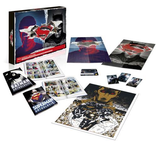 Batman V superman collector fnac2