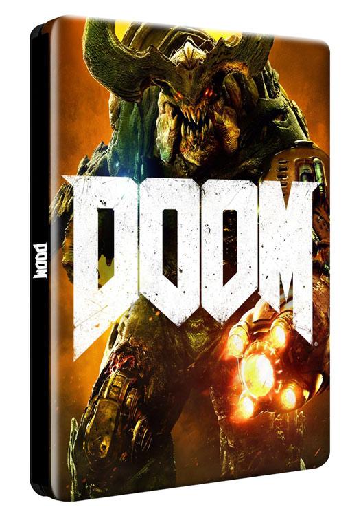 Doom-steelbook