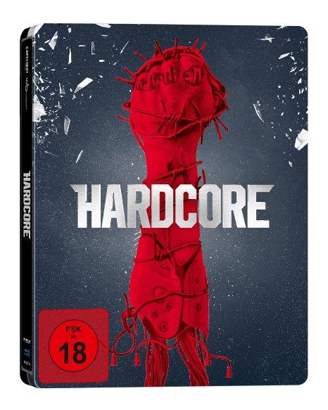 Hardcore steelbook