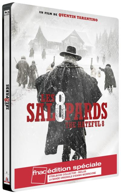 Les 8 Salopards steelbook fnac