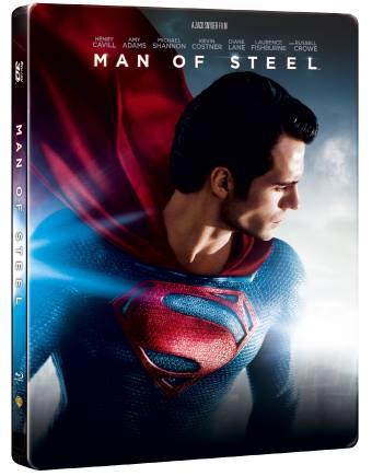 Man of Steel steelbook manta lab 1