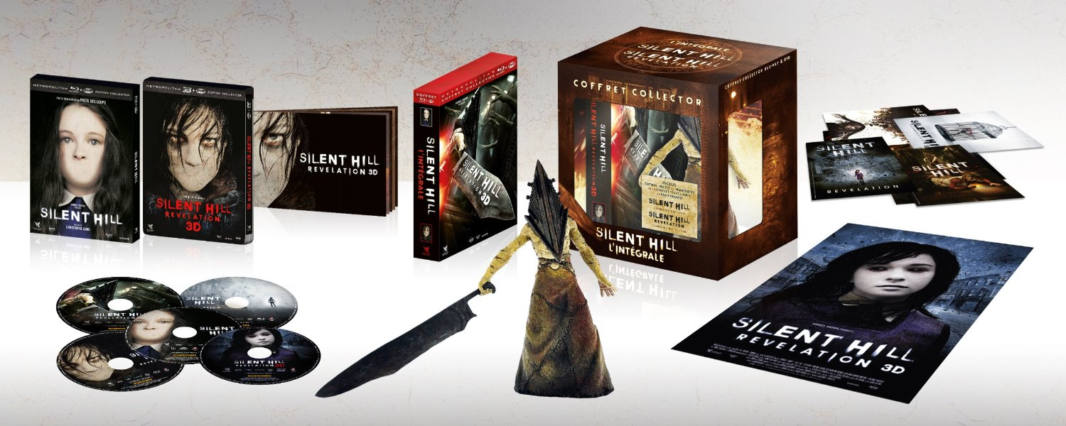 Silent Hill & Revelation collector