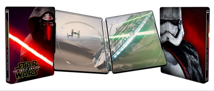 Star Wars the force awakens steelbook 3