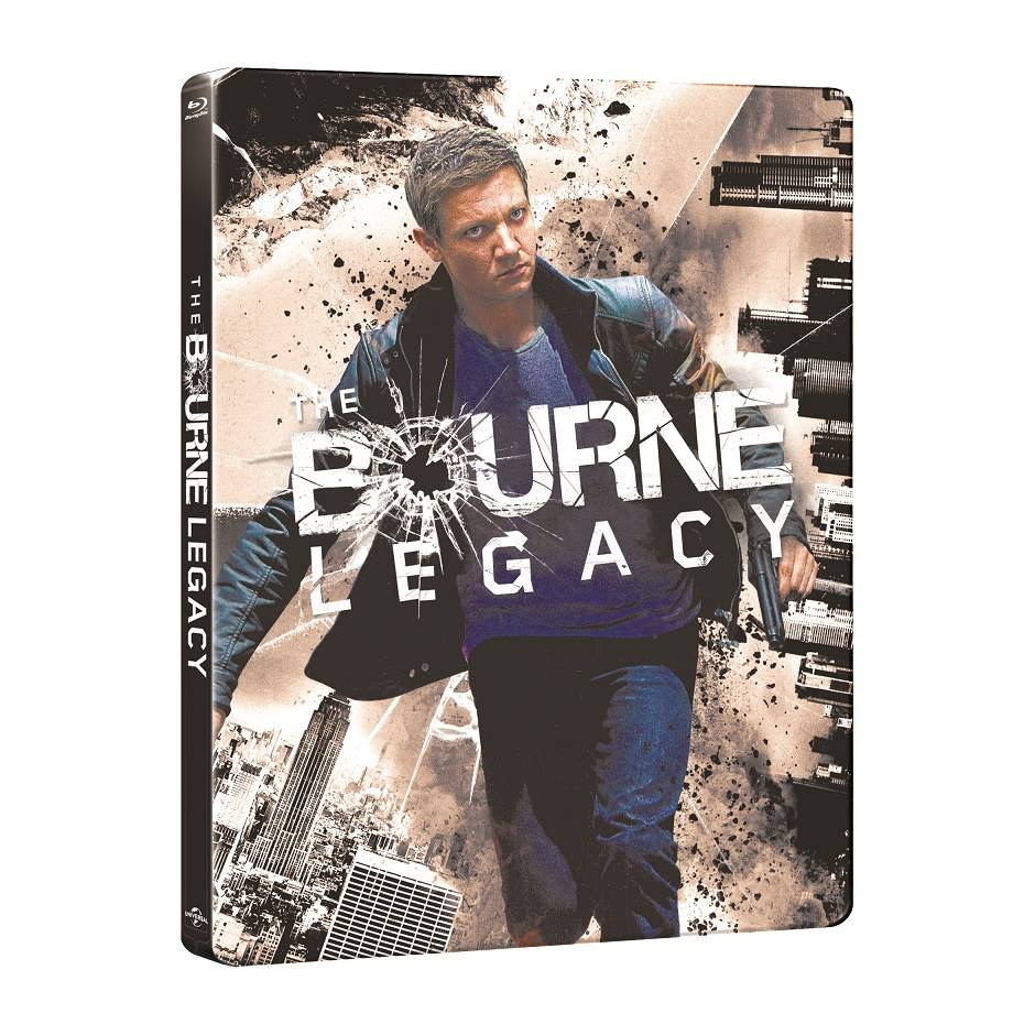 The Bourne Legacy steelbook