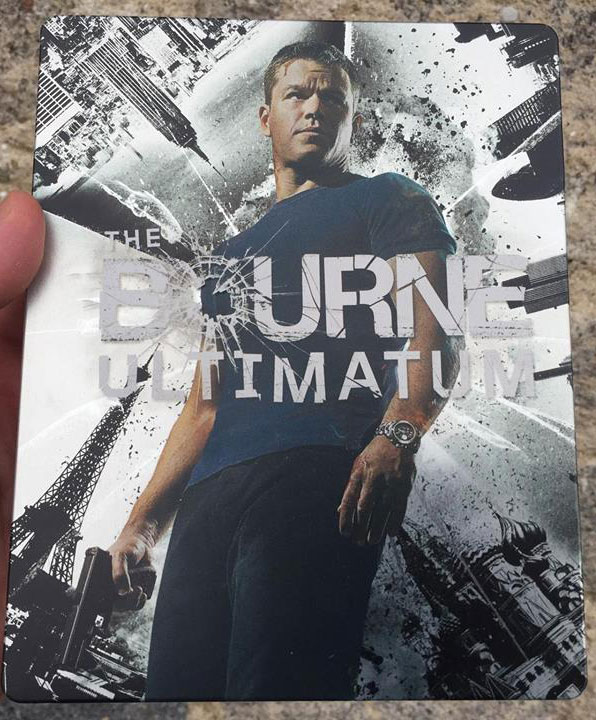 The Bourne Ultimatum steelbook1