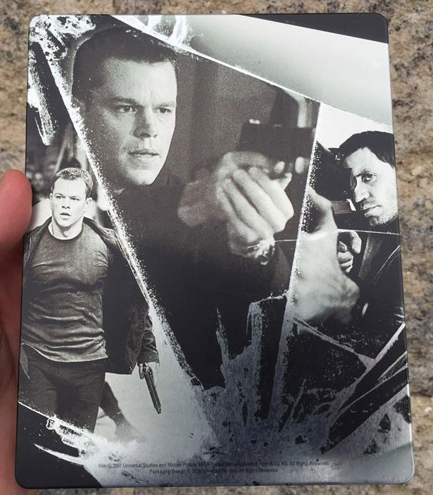 The Bourne Ultimatum steelbook2
