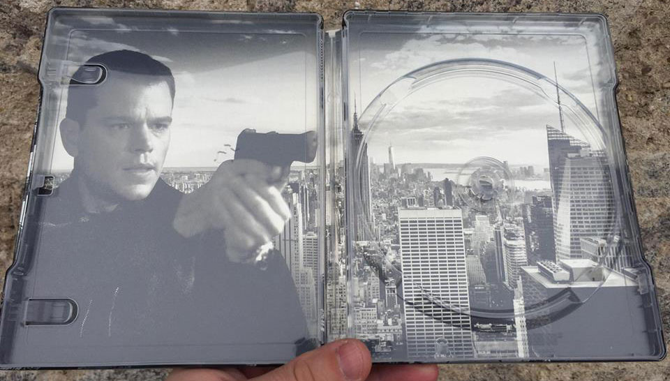The Bourne Ultimatum steelbook3