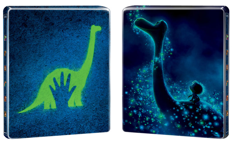 The Good Dinosaur steelbook korea2