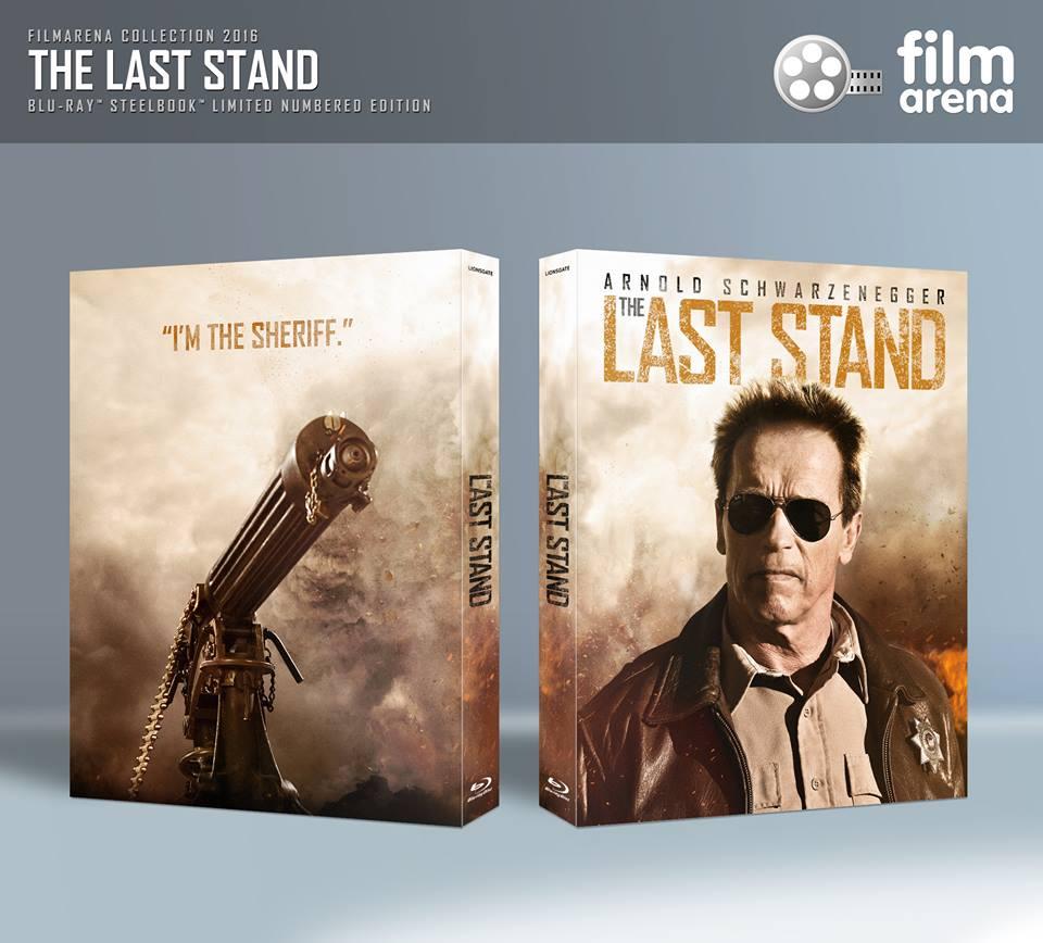 The Last Stand steelbook filmarena 2