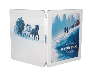 Les Huit Salopards steelbook HMV