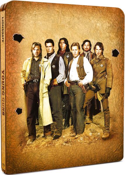 Young Guns steelbook 1