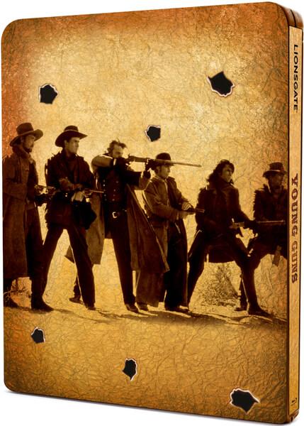 Young Guns steelbook 2