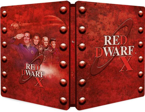 red dwarf x steelbook zavvi2