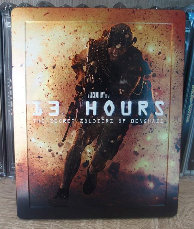 13 Hours steelbook 3