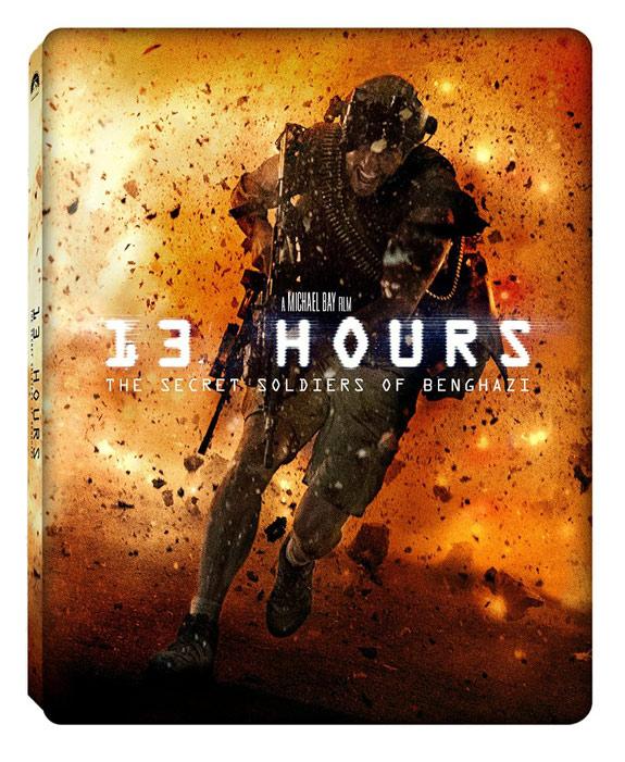 13 hours steelbook filmarena