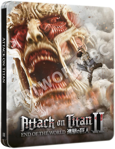Attack-on-Titans-II-steelbook hmv