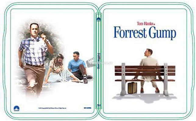 Forrest Gump steelbook