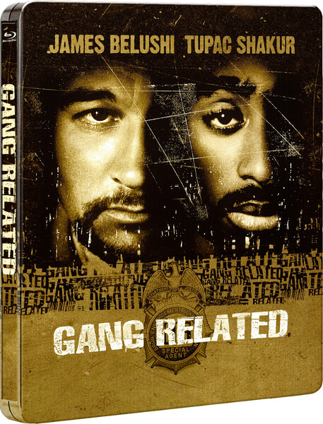 Gang Related steelbook 1