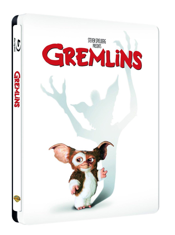 Gremlins 1 + 2 steelbook fr