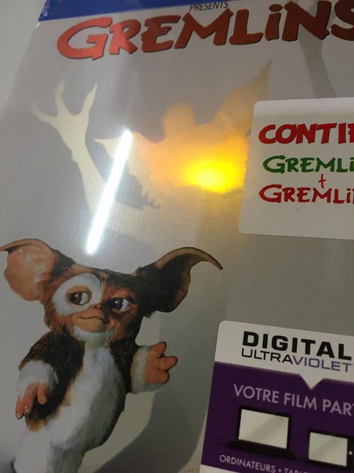 Gremlins steelbook 1
