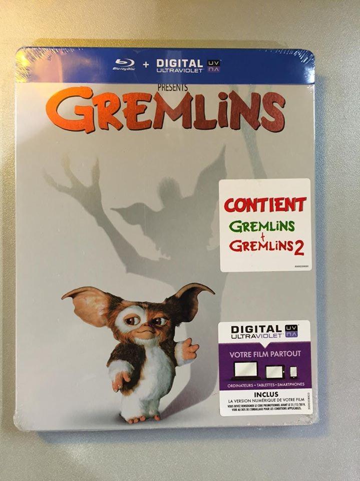 Gremlins steelbook 2