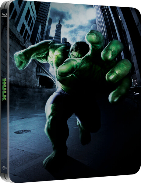 Hulk steelbook zavvi