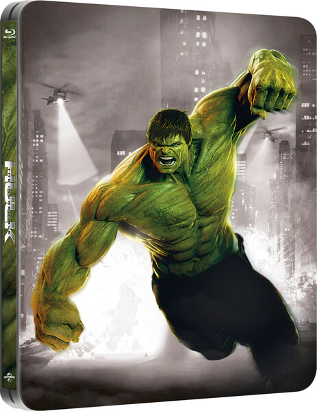 Incredible Hulk steelbook zavvi